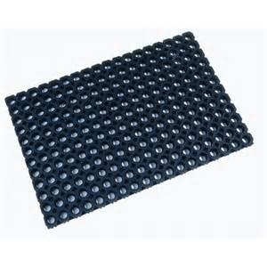 Heavy Duty Door Mat Doortex Octomat Heavy Duty Black Rubber Door Mat From
