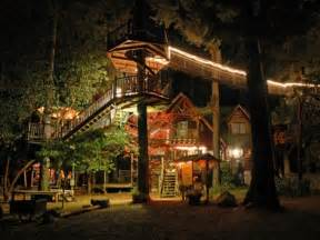 Cool Backyard Forts Awesome Treehouse Designs For Your Backyard