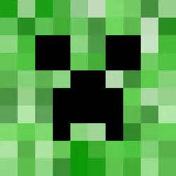 featured and a minecraft creeper plushy falafel and the bee