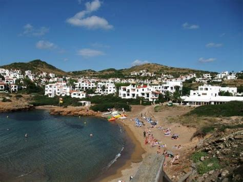 apartamentos menorca fornells playa de fornells billede af trh tirant playa fornells