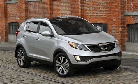 Kia Small Suv Models 2011 Kia Sportage Review Cars News Review