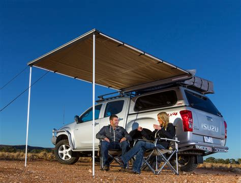 Outback Awnings by Arb 814201 2000 Roof Rack Awning Quadratec