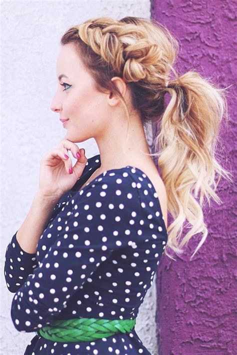 cute hairstyles for hoco cutest and most beautiful homecoming hairstyles see more