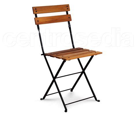 sedie legno pieghevoli country sedia pieghevole metallo doghe legno sedie