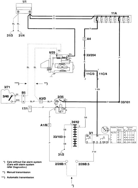 95 volvo 960 engine diagram 95 get free image about wiring diagram