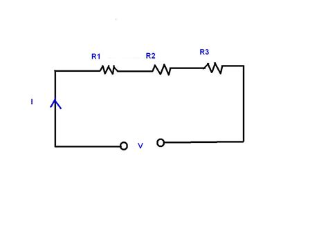 what is the resistance of resistor r3 what is series circuit 171 electrical and electronic free learning tutorials