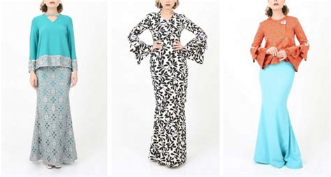 pattern baju kurung 2017 latest jubah moden hairstylegalleries com