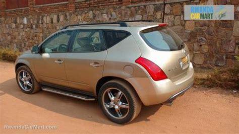 how it works cars 2005 nissan murano transmission control used nissan suv 2005 nissan murano 2005 rwanda carmart