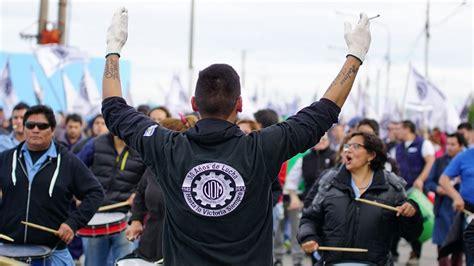 uom secretariado nacional marcadas diferencias en la uom ushuaia homologo el