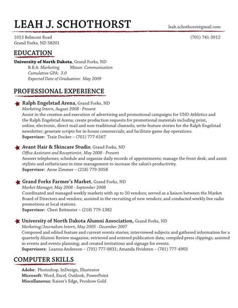 Mit Resume by Make A Resume Resume Cv Exle Template