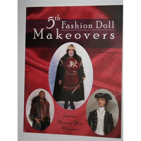 fashion doll book my favourite doll fashion doll makeover 5 book used