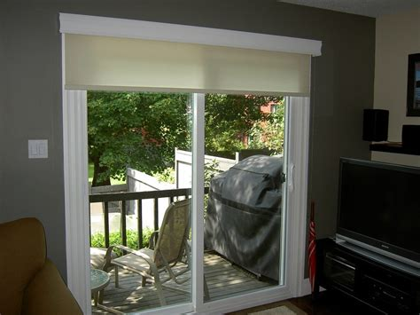 Window Treatments For Sliding Glass Patio Doors Window Treatment For Sliding Doors