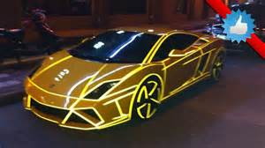 Customize Lamborghini This Is What Happens When Japanese Yakuza Decide To