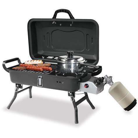 blue rhino portable lp bbq grill  griddle