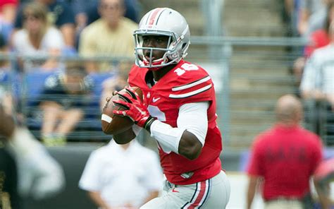 j t barrett in command as ohio state pushes past navy