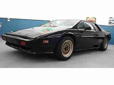 auto air conditioning service 1985 lotus esprit windshield wipe control buy used 1985 lotus esprit turbo low miles great condition right color low reserve look in