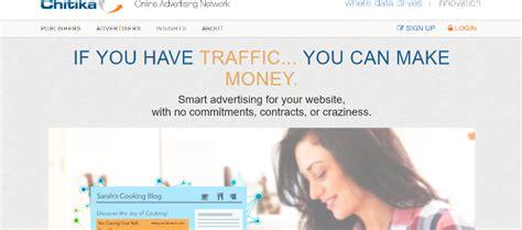 Make Money Online Using Chitika Ads - 8 best adsense alternatives to make money online updated digital seo guide