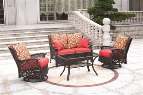 Backyard Creations Waterford Collection Backyard Creations 174 4 Allenwood Seating
