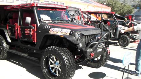 Bed Lined Jeep Dubsandtires Fuel Mavrick 2 Wheels Rims 2015
