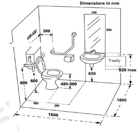 disabled toilet layout building regs toilet cubicle dimensions cubicles toilets and panama on