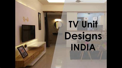 best tv unit designs in india tv unit interior design india youtube