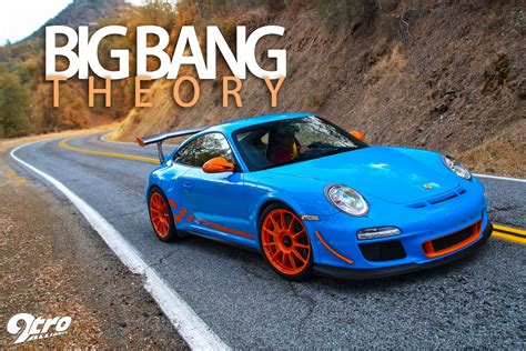 porsche sharkwerks 9tro alliance shark werks gt3 rs 4 1 big bang theory