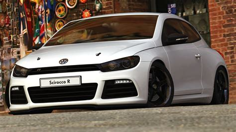 volkswagen scirocco r modified volkswagen scirocco r modified