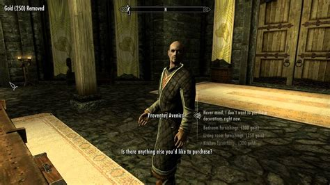 skyrim buying a house in whiterun buying upgrading a house in whiterun youtube
