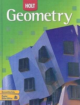 geometry picture books holt geometry by edward b burger david j chard earlene