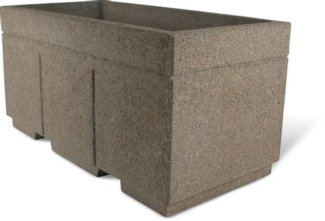 Barrier Planters by High Security Planter Barrier 72l X 36w X 36h