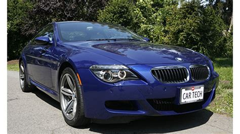how it works cars 2008 bmw m6 engine control 2008 bmw m6 coupe review 2008 bmw m6 coupe roadshow