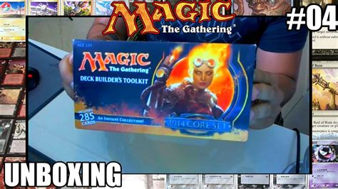 Deck Builder S Toolkit by Magic Deck Builder S Toolkit 2014 Card Unboxing 04