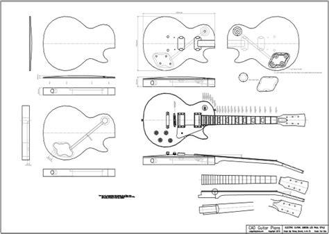 cara membuat gitar elektrik gibson 50 s les paul