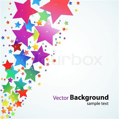 colorful cartoon wallpaper 13 colorful star vector images colorful abstract stars