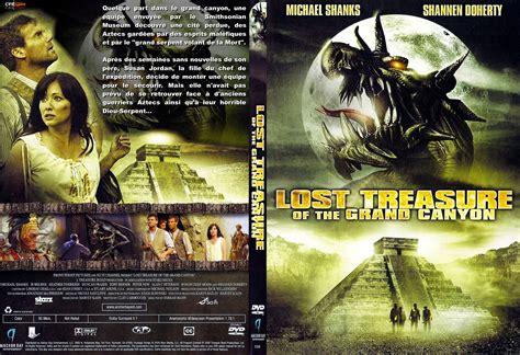 treasure of the lost l jaquette dvd de lost treasure of the grand canyon custom