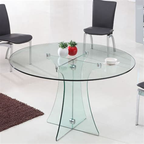 glass top pedestal dining room tables dining table glass top pedestal modern