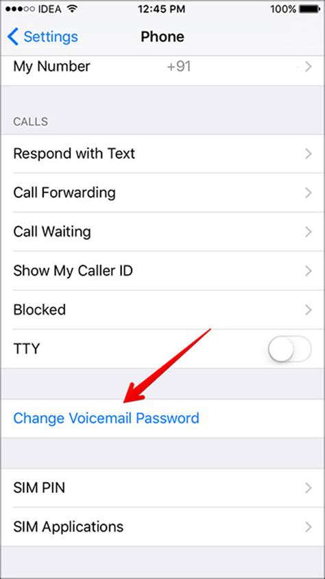 reset voicemail password iphone 7 how to change voicemail password on iphone 7 iphone 7