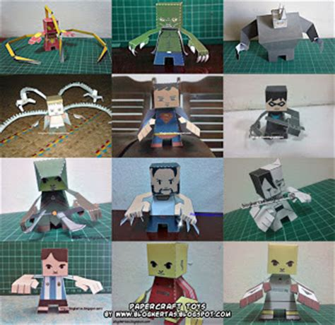 Papercraft Football - ninjatoes papercraft weblog august 2012