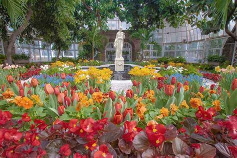 spring flower show   secret garden phipps
