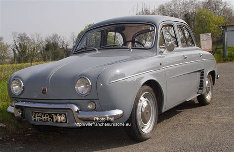 renault dauphine for renault dauphine export photos and comments www picautos com