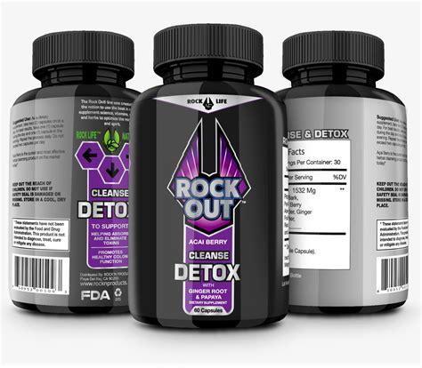 Rock Detox rock out detox and cleanse formula