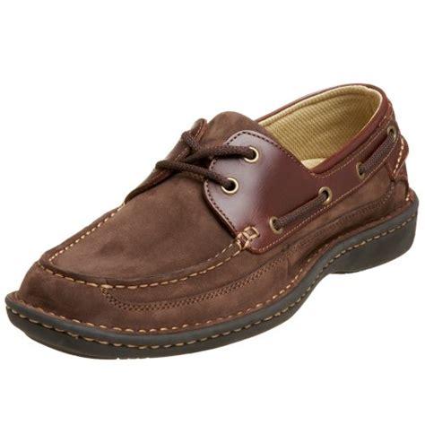 nunn bush comfort gel review nunn bush squall comfort gel boat shoes men brown