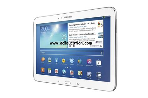 Samsung Galaxy Tab 3 7 0 P3200 Terbaru samsung galaxy tab 3 7 0 p3200 akan segera hadir di pasaran cari tau