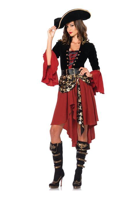 captain costume cruel seas captain costume