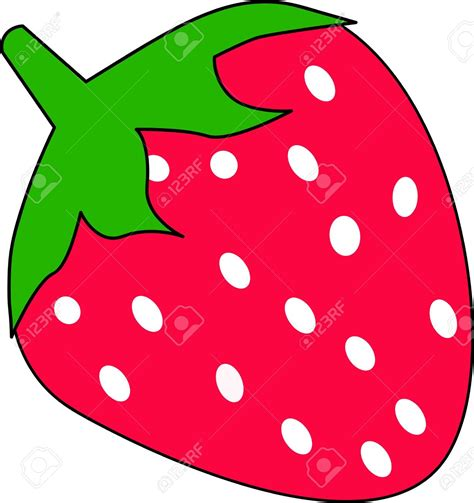 strawberry clipart cartoon strawberry clip art 101 clip art