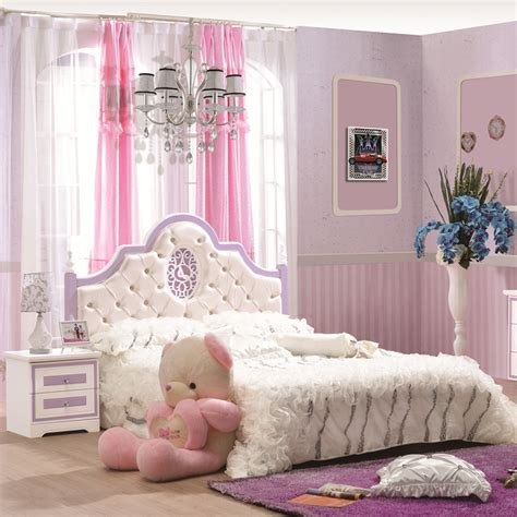girls full bed children s furniture suite bedroom suite princess bed bed