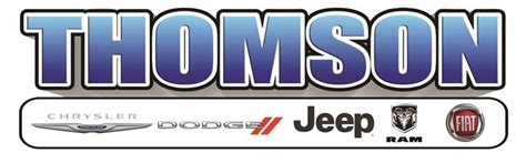 Thomson Chrysler Dodge Jeep Thomson Chrysler Dodge Jeep Fiat Thomson Ga Read