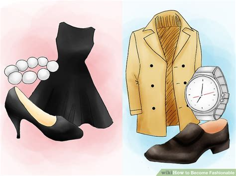I Am Fashionable how to become fashionable with pictures wikihow