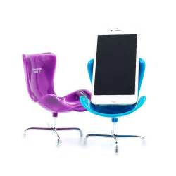 colorful gadgets cool chair style mobile phone holder lazy
