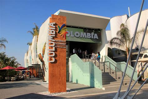 expo 2015 ingresso expo 2015 architettura il padiglione colombia ispirato
